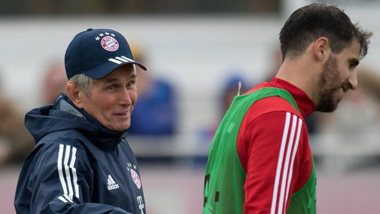 Renato Sanches pode ser reforço de inverno do Bayern