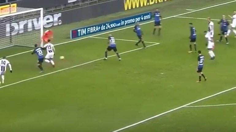 Um, dois e três: e assim se foi a invencibilidade do Inter Milão na Serie A