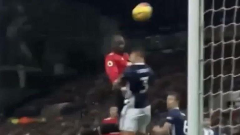 Mourinho olha para Lukaku e pensa: mas onde será que eu já vi isto?