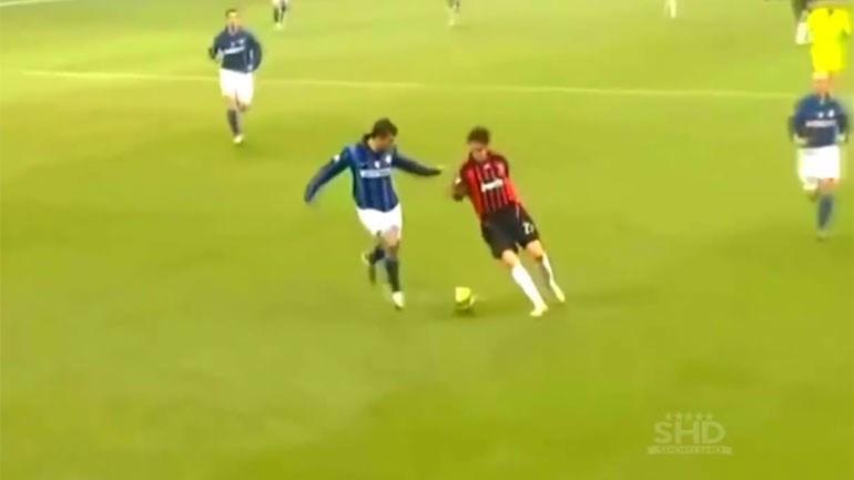 Kaká: 'Aluno' de Rui Costa disse adeus aos relvados