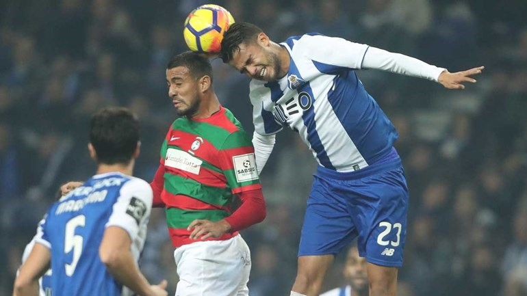 As melhores imagens do FC Porto-Marítimo