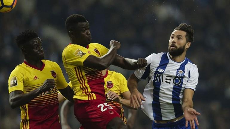 FC Porto vence Rio Ave
