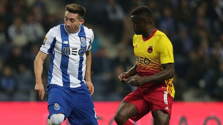 FC Porto derrota Rio Ave na Taça da Liga