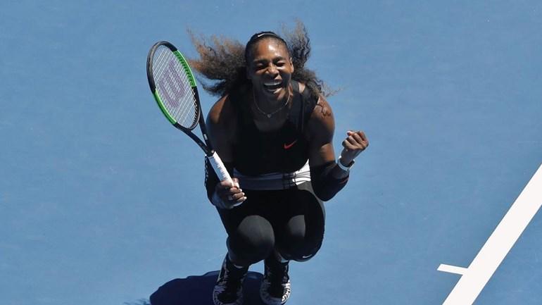 Serena Williams vai regressar aos courts ainda este ano — Surpresa