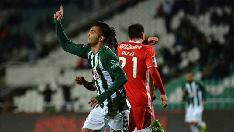 Portimonense encerra participação na Taça da Liga com empate em Braga — Futebol