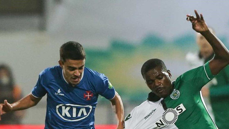 Belenenses 0-0 Sporting (1ª parte)