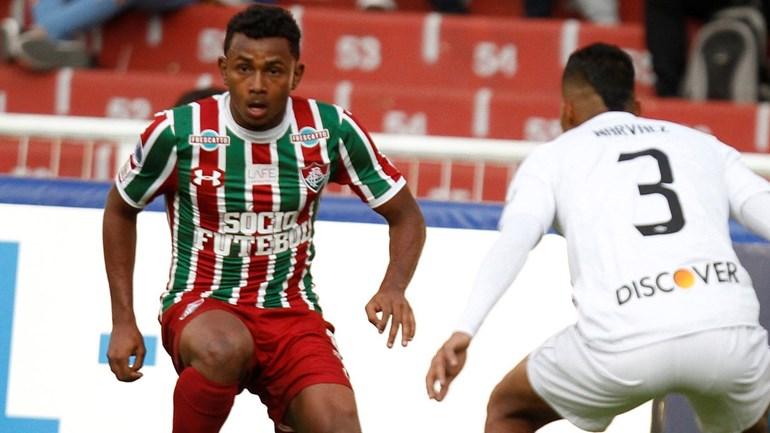 Abel Braga confirma contratação de Wendel pelo Sporting, de Portugal