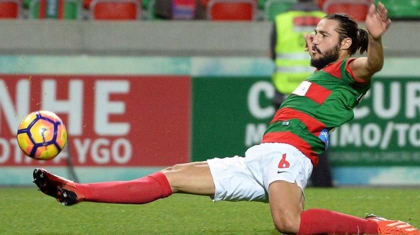 Erdem Sen lesionado falha o Sp. Braga