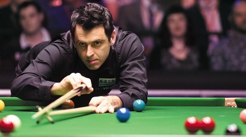 Ronnie O'Sullivan arrasa e conquista UK Championship pela 6.ª vez