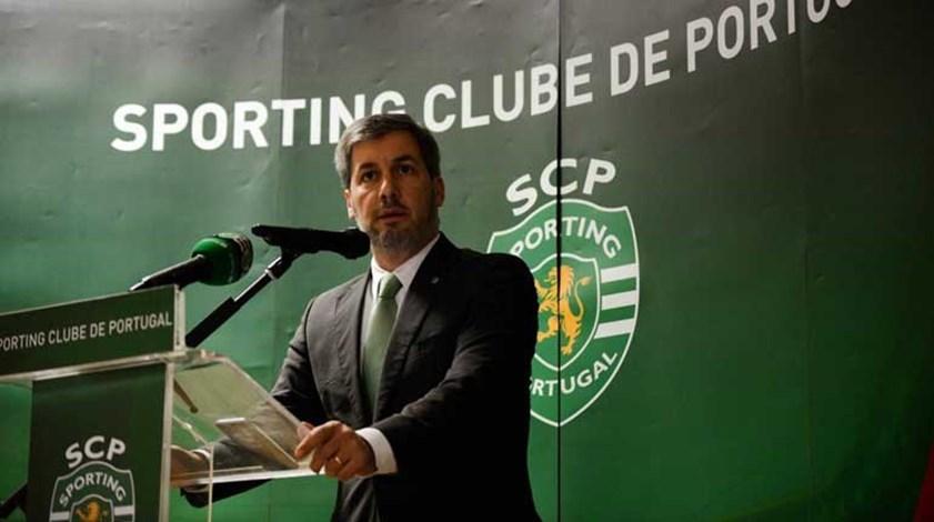 Bruno de Carvalho denuncia sócio leonino que trocou emails com o Benfica