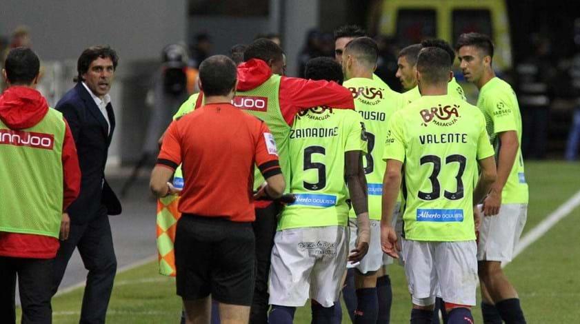 Marítimo-Sp. Braga, 1-0
