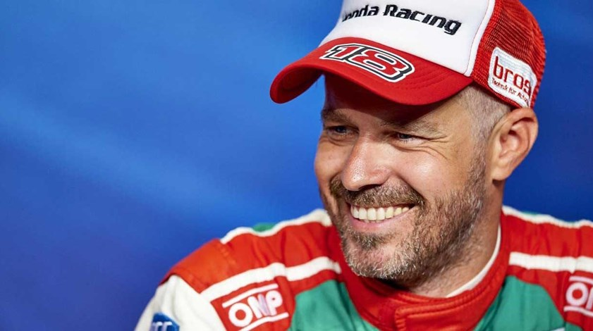Tiago Monteiro aprova mudanças no campeonato de turismo