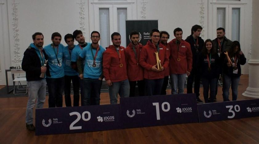 Universidade do Porto vence no xadrez