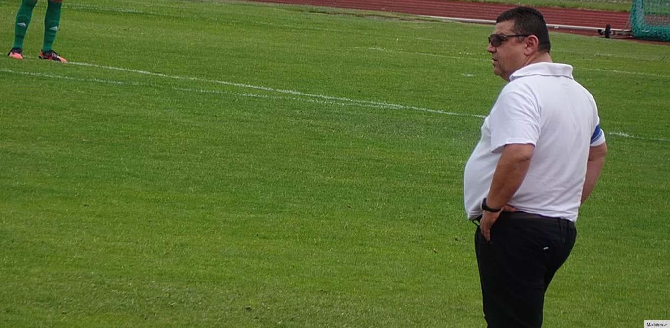Vítor Duarte assume comando do Marinhense