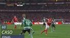 Benfica reclamou novo penálti: agora de Piccini