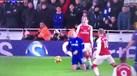 Wenger 'louco' com este penálti: «Uma farsa!»