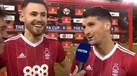 Vitória histórica frente ao Arsenal ia valendo um cão (!) a jogador do Nottingham