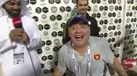 Maradona 'alucinado' deixa recado aos críticos