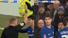Morata assinou a expulsão por acumulação de amarelos mais rápida da história?