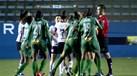 Benfica contrata jogadora que cuspiu na cara de árbitro