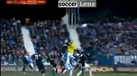Llorente antecipou-se a Casilla e ia marcando... um autogolo
