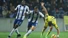 Factos e números do FC Porto-Tondela