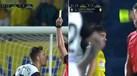 Gabriel Paulista mostra como ver dois amarelos em... dez segundos