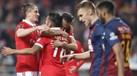 A crónica do Benfica-Chaves (3-0): domínio absoluto
