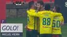 Miguel Vieira aproveitou má saída de Adriano e adiantou o P. Ferreira