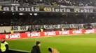Claque e restantes adeptos do V. Guimarães em 'choque' durante o jogo