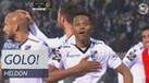 Heldon (V. Guimarães) marcou após jogada individual