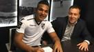 Agente explica transferência: «Welthon demonstrou a sua grandeza»