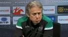 Jorge Jesus: «Os resultados do FC Porto estão à vista»