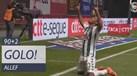 Allef sentenciou para o V. Setúbal após oferta da defesa da Oliveirense