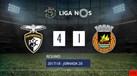 O resumo do Portimonense-Rio Ave (4-1)