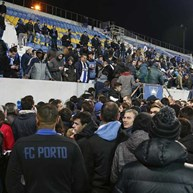 Przerwany mecz Estorilu Praia z FC Porto