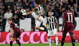Juventus vence no dérbi e avança na Taça