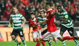 Benfica-Sporting, 1-1