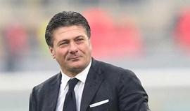 Walter Mazzarri substitui Mihajlovic no comando técnico do Torino