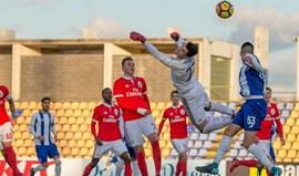 FC Porto B-Benfica B, 3-1: Dragões mais fortes batem águias em clássico dos 'bês'
