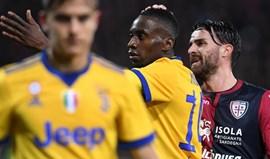 Matuidi revela que foi alvo de insultos racistas em Cagliari