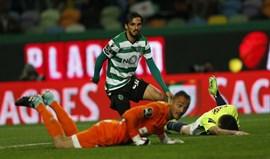 A crónica do Sporting-Marítimo, 5-0: Leão à solta