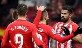 Atlético Madrid confirma apuramento para os 'quartos' da Taça