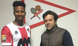 Sérgio Semedo reforça leixonenses