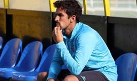 Patrão falha jogo com o V. Guimarães