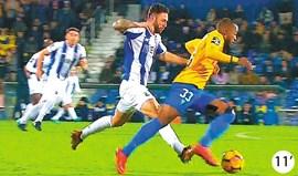 Os casos do Estoril-FC Porto