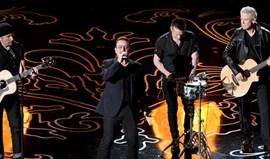 U2 regressam a Portugal a 16 de setembro