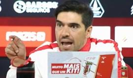 A resposta demolidora de Abel Ferreira à polémica criada após jogo com o Benfica