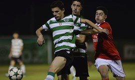 Sporting-Benfica, 1-3