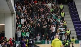 Federação repudia cânticos do Sporting e refere que possível castigo seria inédito
